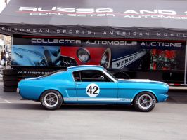 Ford Shelby GT350 Laguna Seca by Partywave