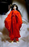 Doll: Inuyasha .01 by taeliac