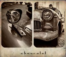 chevrolet by Melidesidero