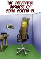 Colin by wizardjoe
