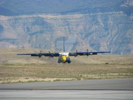 Fat Albert on the nose by Qphacs