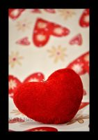 .. Heart For Valentine .. by Zayoon