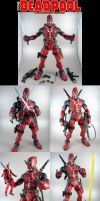 13 INCH CUSTOM DEADPOOL by KyleRobinsonCustoms