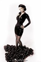 Pinup latex by SisterSinister