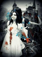 Alice Madness Returns : Hysteria mode by Nani-Dechuka