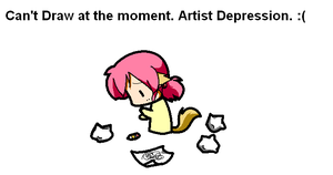 Artist Depression by OfficialChii24
