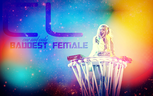 2NE1 CL WALLPAPER 5 by Awesmatasticaly-Cool