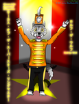 COTS Ringmaster - Rolf the Wolf by BlueMario1016
