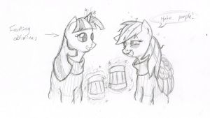 Good intentions... by My-little-Brony