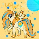 Pony Point Adoptable :CLOSED: by crowrley