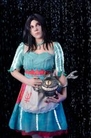 Alice Madness Returns Siren Dress by LiryoVioleta