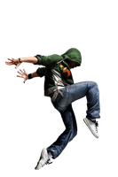 Break Dance Render by xRiptide