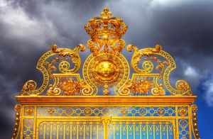 Golden Gate, Versailles by l3xcorp