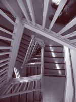 the stairs by miles-tebbutt