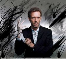 Gregory House by DarkMind22