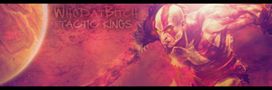 Kratos God of War GIFT by GFX-ZeuS