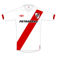 River Plate Home - Umbro. by Damian-carp