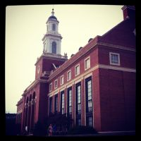 iPhone Snap: Edmon Lowe Library by Due-South