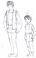 That older brother by Soji-chan