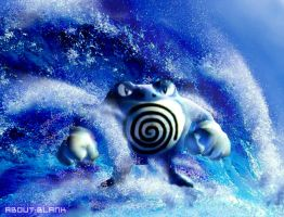 poliwrath by soadpedro