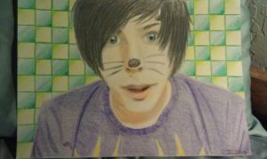 Amazing Phil by Ellianette