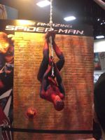 Spider Man at Comic Con by OPlover