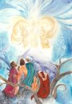 The Transfiguration of Our Lord by agianna