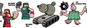 108_Tank_Army_and_Others by zackmolis