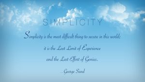 George Sand Quote by RSeer