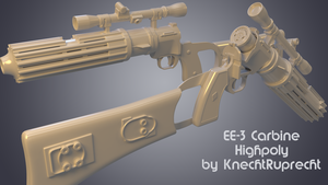 EE-3 Carbine Highpoly by Kn3chtRuprecht