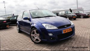 2003 Ford Focus RS by compaan-art