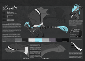 Zenhi Reference Sheet.2013 by Kdaea