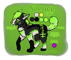 Silence by xWolfPrincex
