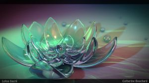 Cristalized Lotus by SweetLhuna