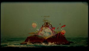 Noisy sea by HelloOv