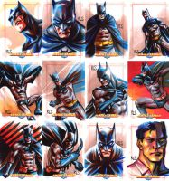 JLA Cards set 5 by ronsalas