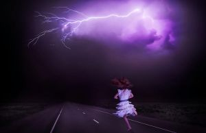Storm Child by moodscapes