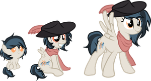 Marcy ref commission by asdflove