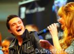 Jennifer And Josh At The Mall Tour by DistrictPotter13