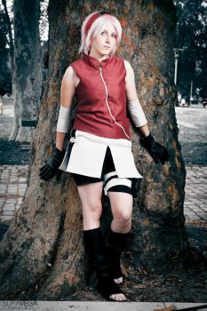 Beautiful day at Konoha by Lunael-Cosplay