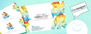 My Bussins Card by Farisalftasy