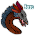 Zarco Doodle by Kendra-candraw