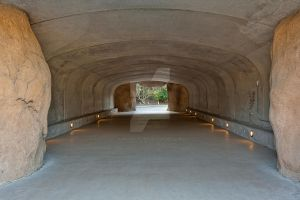 Zoo Tunnel - Exclusive HDR Stock by somadjinn