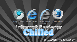 Internet Explorer Chilled by PandaBitch