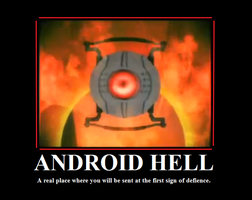 Android hell... by Aperture--Science