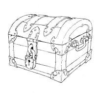 LotFP Old Chest by cronevald