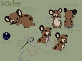 Stitches Ref by Nixhil