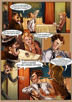 Monsieur Charlatan Page 10 by DrSlug