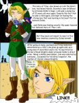 The Legend of Zelda : Lurking Shadows p.1 ENG. by Mynhphrah