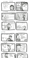 Hourlies:  27th of January. by taeshilh